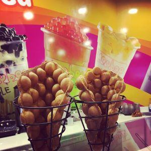 Mooboo Plain Bubble Waffles