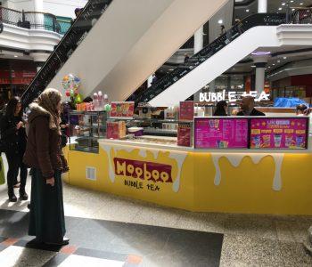 London Harrow Kiosk
